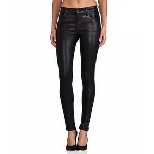 Citizens of Humanity Rocket High Rise Skinny-Black